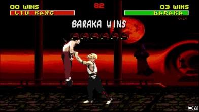 Mortal Kombat II All Fatalities Amiga
