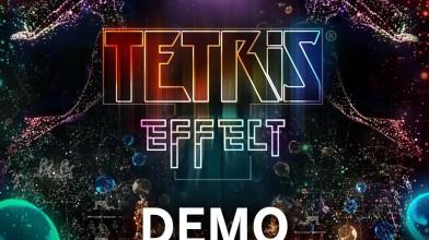 На этих выходных можно будет попробовать демку Tetris Effect