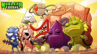 Захватите ядерный трон вместе с мутантами из игры Nuclear Throne