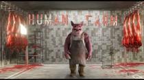 Анонсирована игра, в которой свиньи выращивают людей на убой