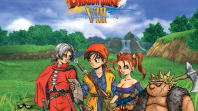 На Android и iOS вышла игра Dragon Quest VIII