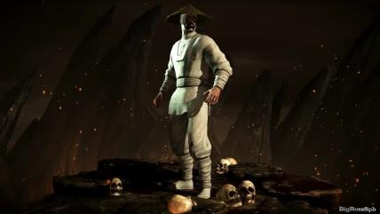 "Mortal Kombat XL ""Мод Raiden MK LEGACY (Ссылка на мод в описании)"""