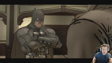 Batman The Telltale Series Episode 4 - Ending