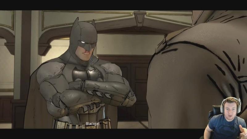 Batman The Telltale Series Episode 4 - Ending