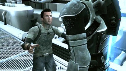 "Shadow Complex Remastered ""Трейлер анонса на PS 4"""