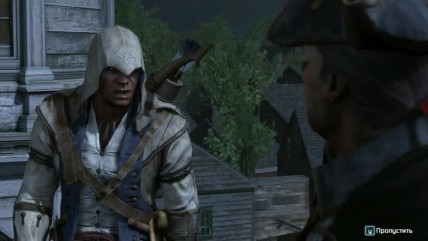Assassin`s Creed 0 - Речь Коннора Кенуэя (вырезанная сцена)