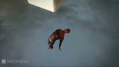 "The Amazing Spider-Man ""Web Rush Трейлер"""