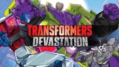 Состоялся релиз Transformers: Devastation