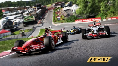CPY повторно взломали игру F1 2017