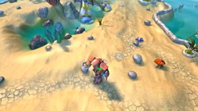 Terrarium-land: приключения работа от отечественных разработчиков