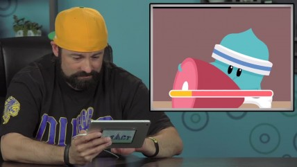 Взрослые играют в Dumb Ways To Die (Adults React: Gaming)