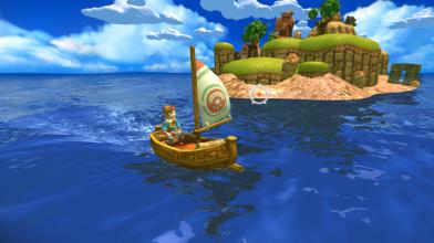 Oceanhorn: Monster of Uncharted Seas появится на PS4 и XOne летом этого года