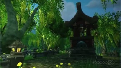 "World of Warcraft: Mists of Pandaria ""Jade Forest Sneak Peak Movie"""