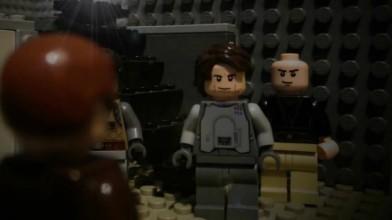 LEGO пародия на трейлер Терминатор: Генезис