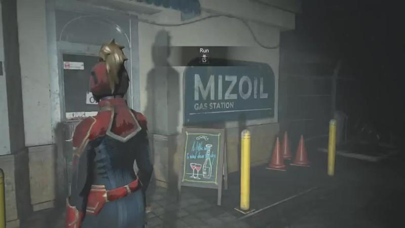 Капитан Марвел добавили в Resident Evil 2