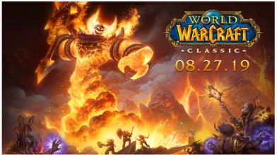 World of Warcraft Classic выйдет 27 августа, анонсировано коллекционное издание игры