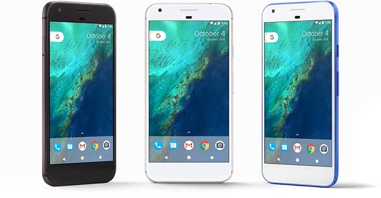Слухи: LGвыпустит Google Pixel 3
