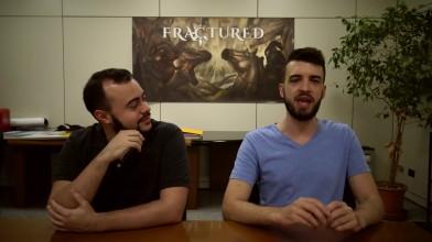Ролик Kickstarter-кампании MMORPG Fractured
