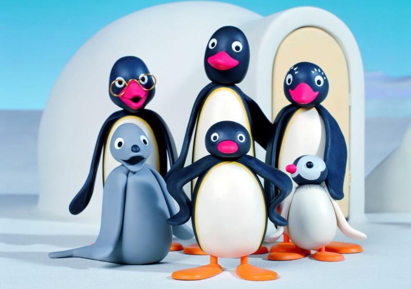 Pingu, 1990