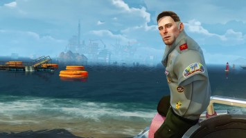 "Sunset Overdrive ""Трейлер к релизу DLC Mystery of the Mooil Rig"""