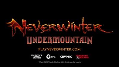 Трейлер аддона для Neverwinter Online - Undermountain