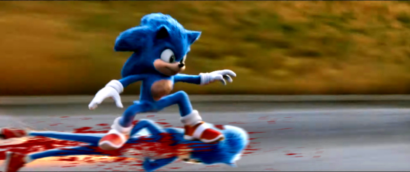 Sonic Wins! FATALITY!