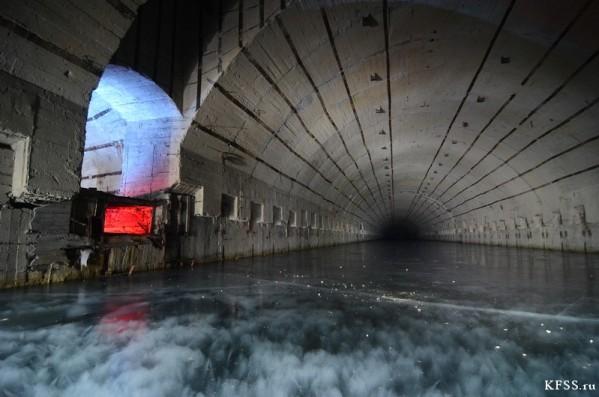 укрытие для подводных лодок гаджиево