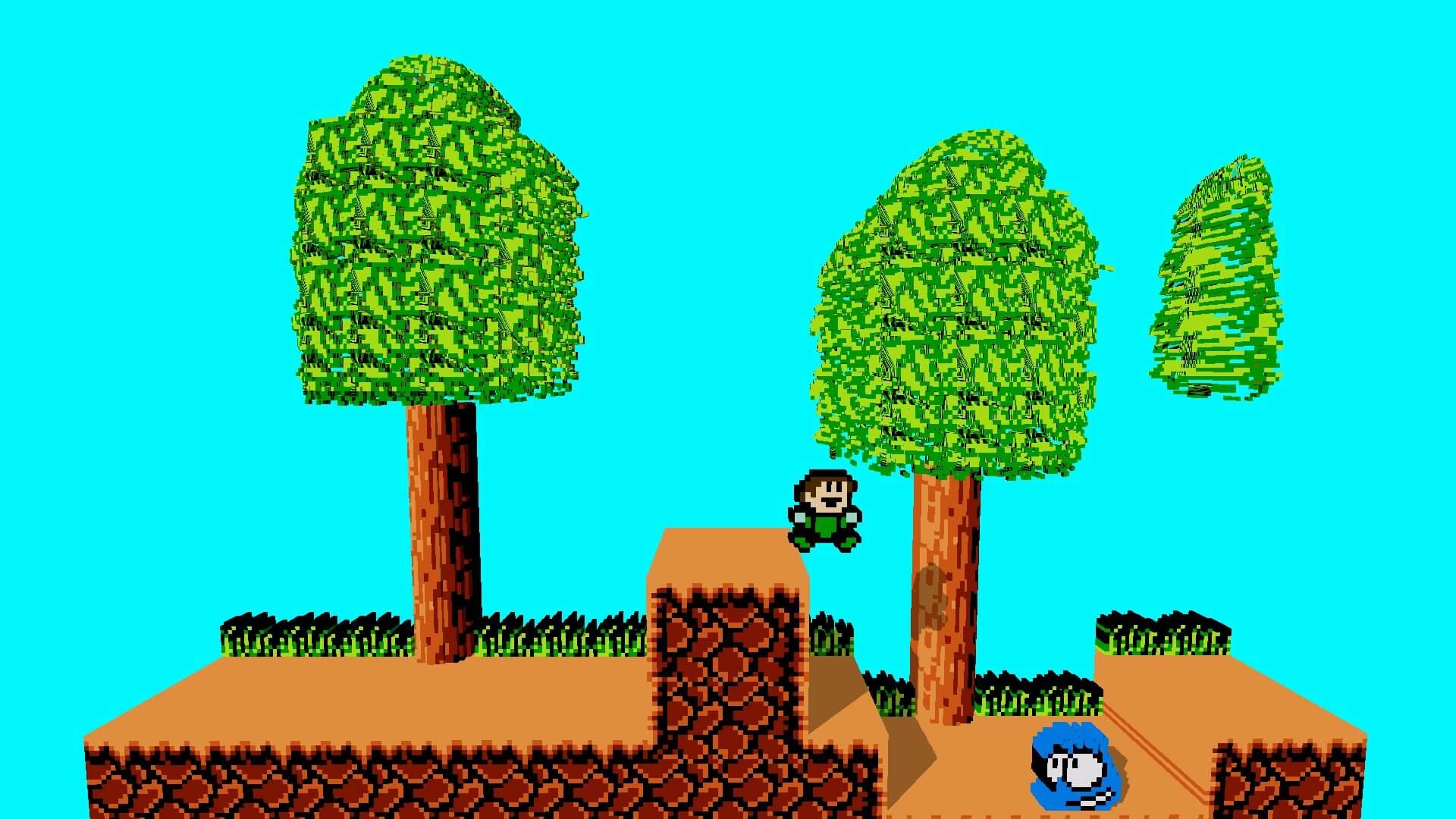 3dSen, 3D-эмулятор для NES, входит в ранний доступ в Steam