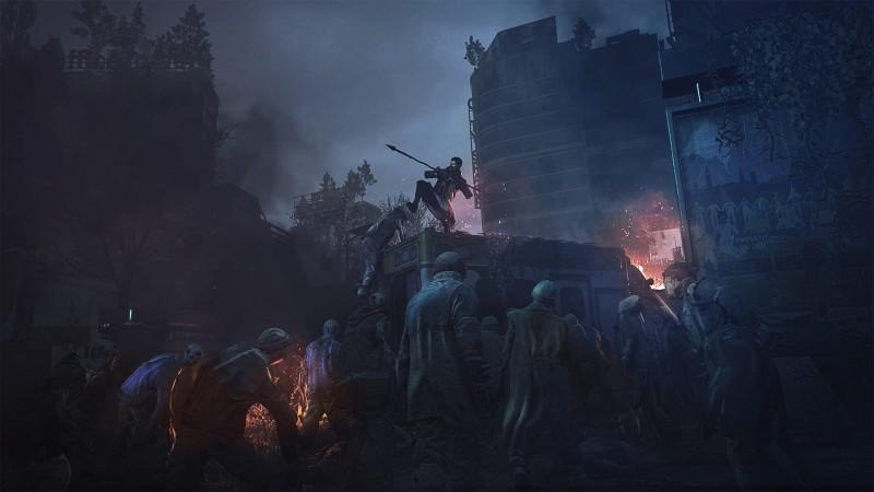 Dying Light 2 - подробности о сеттинге, системе города, паркуре и фракциях