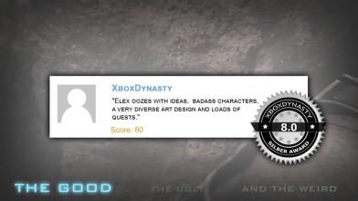 """Новый трейлер ELEX: """"Хороший, скверный, чудной"""""""