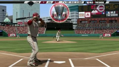 "MLB 11: The Show ""Pure Analog Pitching Tutorial Video"""