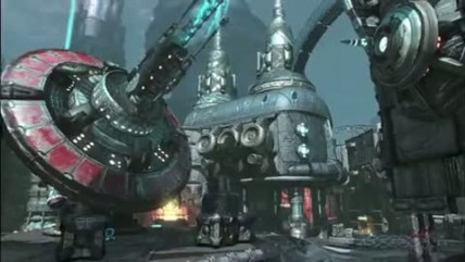 "Transformers: Fall of Cybertron ""Multiplayer Trailer """