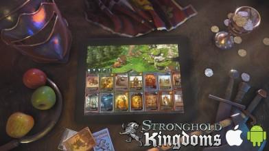 Геймплей мобильной версии стратегии Stronghold Kingdoms с GDC 2017