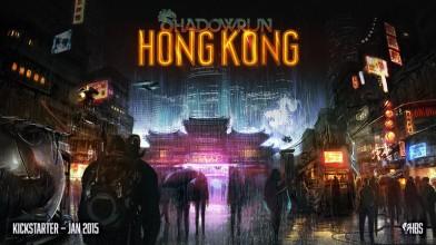 Анонс Shadowrun: Hong Kong