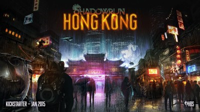Анонс Shadowrun: Hong Kong