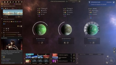Angry Joe играет в Endless Space 2 вместе с разработчиком