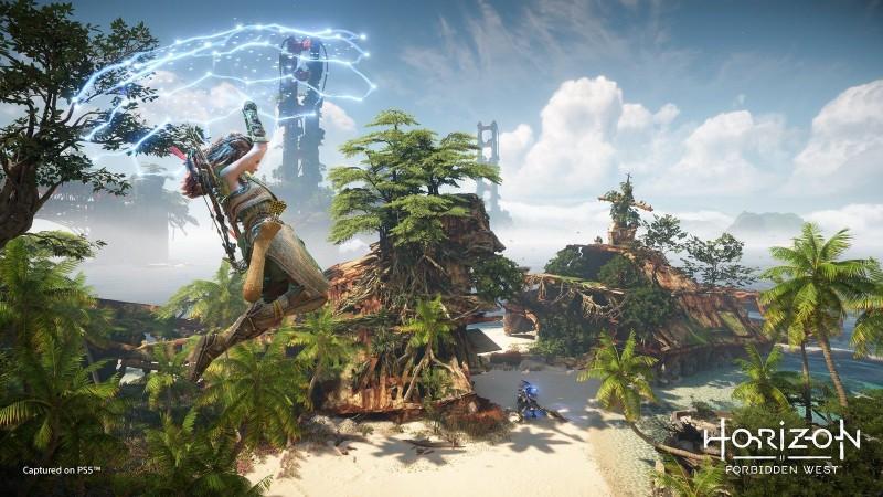 Элой нового поколения: Sony показала первый геймплей Horizon Forbidden West для PlayStation 5