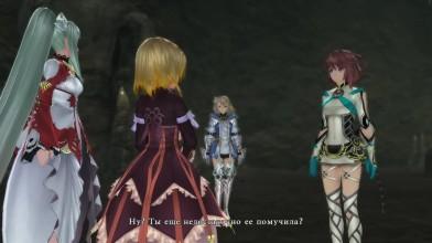 Прохождение Tales of Zestiria - Alisha Story DLC — #3 — Снова ты!