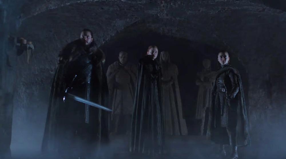 HBO объявил дату выхода последнего сезона «Игры престолов»
