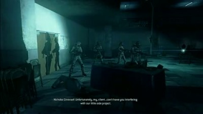 "Resident Evil: Operation Raccoon City ""Ambush Gameplay"""