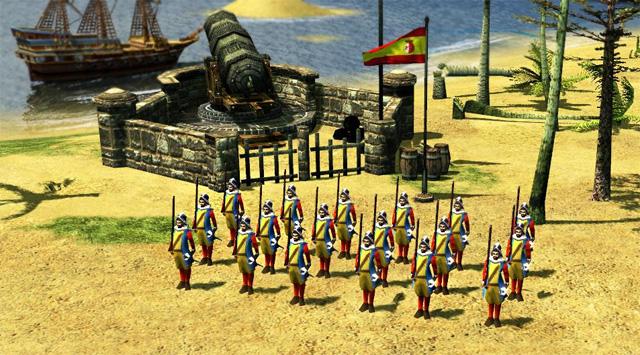 скачать моды Age Of Empires Iii - фото 6