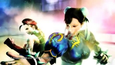 "Street Fighter X Tekken ""E3 2011 трейлер"""