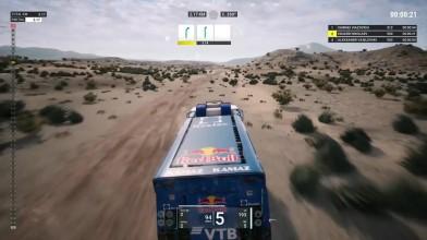 Dakar 18. Геймплей\Первый взгляд