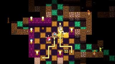 Crypt of the Necrodancer - Трейлер релиза Nintendo Switch Edition