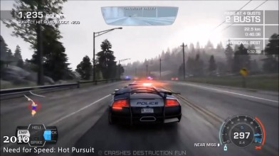 Эволюция Need For Speed