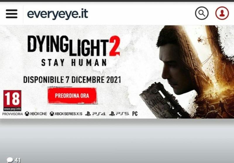В сети появилась возможная дата релиза Dying Light 2