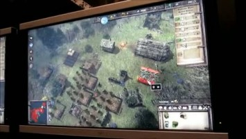 "Stronghold 3 ""gamescom 2011 геймплей (Кам.)"""