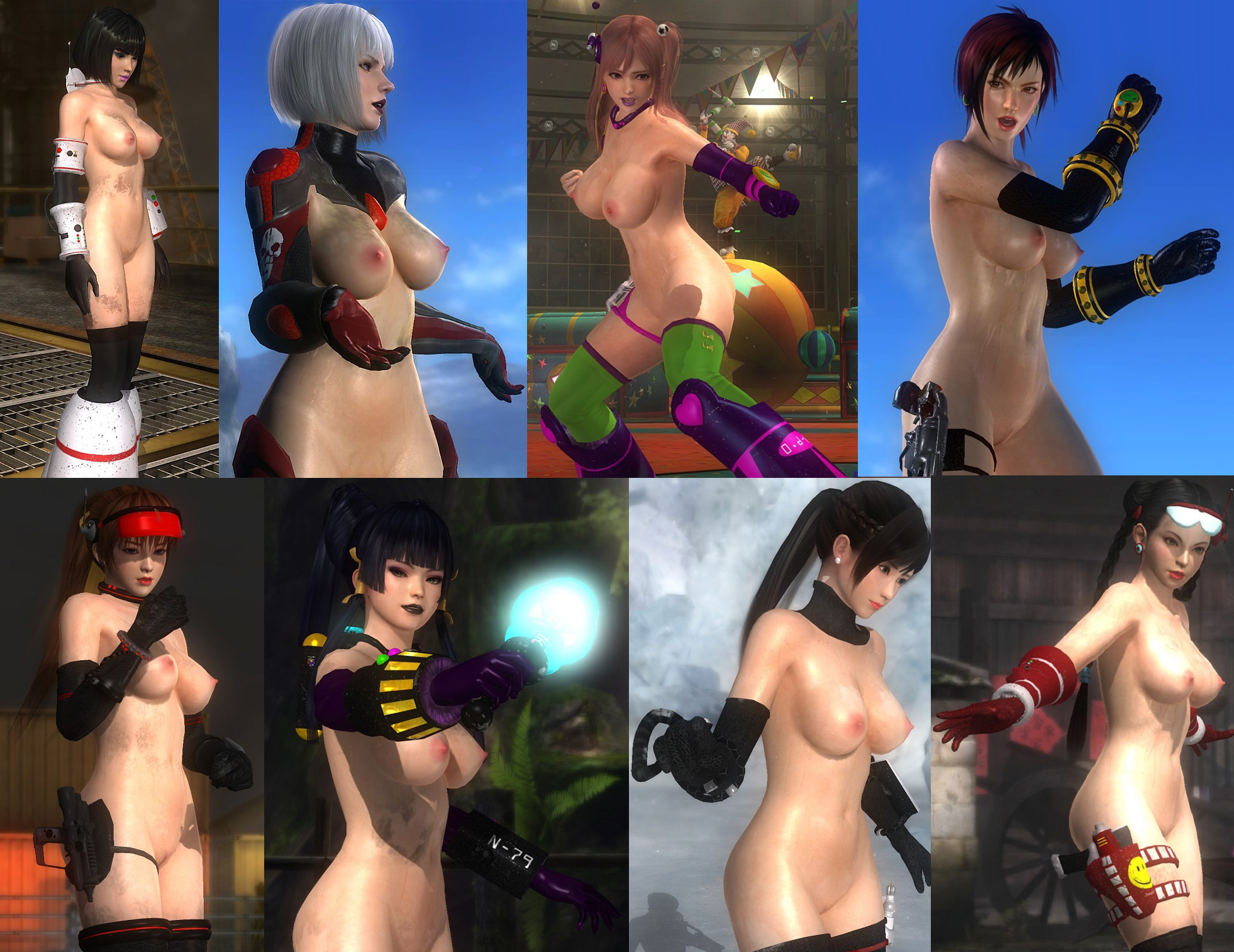 Doa 5 nude mod downloads ps hentay breasts