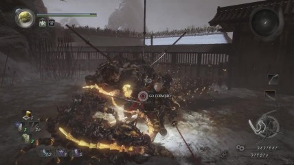 Nioh - Все боссы с ДЛС Dragon of the North