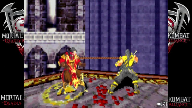 Mortal Kombat Deadly Alliance All Fatalities Game Boy Advance